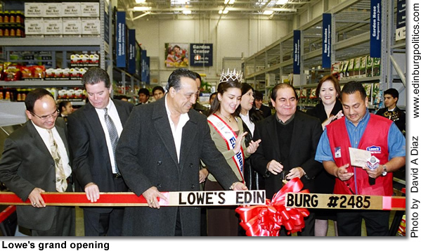 Construction in Edinburg sets new record with $191.7 million in 2006