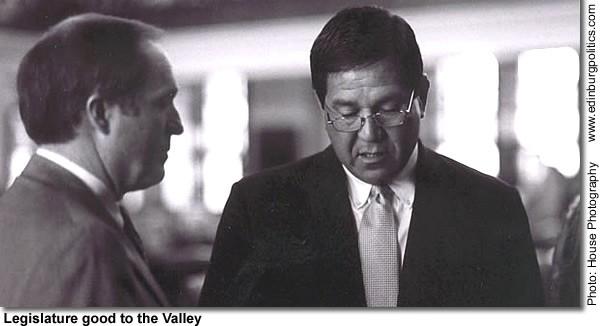 Legislature good for the valley