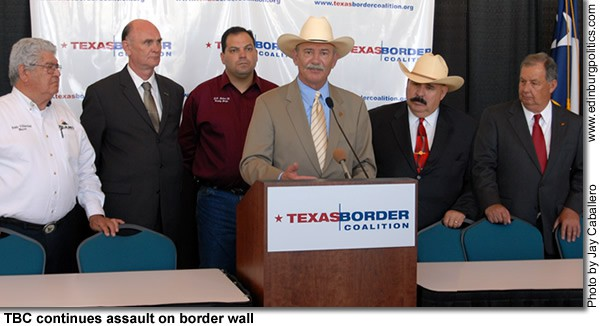 Texas Border Coalition Leaders