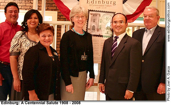 Gilbert Enríquez, honored by Texas for integrity and public service, seeks return to ECISD board 3