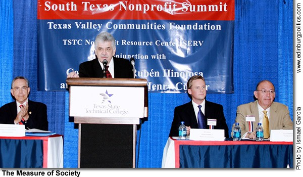 South Texas Nonprofit Summit continues mission to help bring resources to Valley - Titans of the Texas Legislature