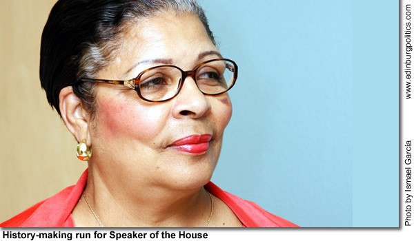 For House Speaker candidate Senfronia Thompson, speaking truth to power personifies Texan's values - Titans of the Texas Legislature