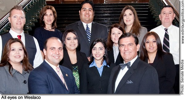 Weslaco airport legislation by Rep. Martínez set for House committee hearing on Wednesday, April 8 - Titans of the Texas Legislature
