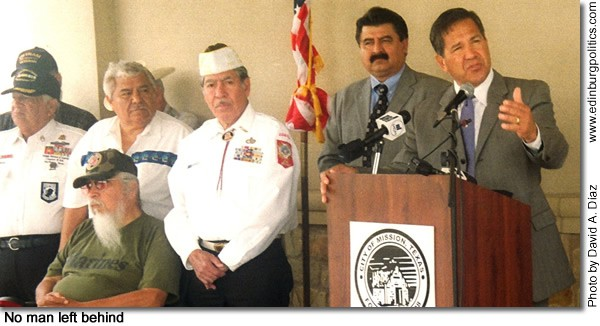 Texas veterans denounce Texas Monthly's attack on Rep. Flores for fighting for disabled war heroes