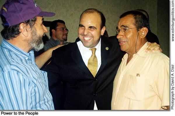 "Proposition 8 ""an idea whose time has come,"" says Sergio Muñoz, Jr."