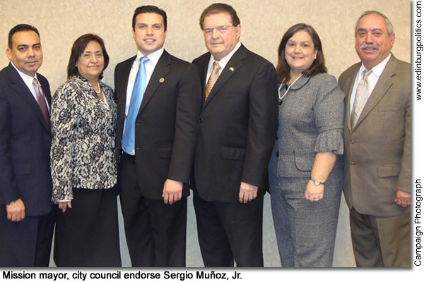 Sergio Muñoz, Jr. to file bill extending property tax freeze to homeowners with cancer and diabetes - Titans of the Texas Legislature