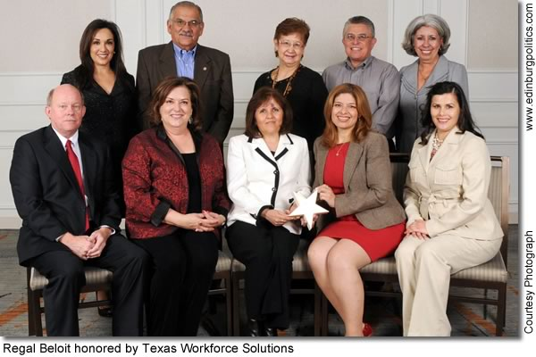 Nelda T. Ramírez, a proven leader, accepts three-year contract to continue leading Edinburg Economic Development Corporation