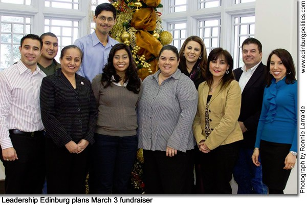 Jaime A. Rodríguez off to fast start in shaping Edinburg economic development successes