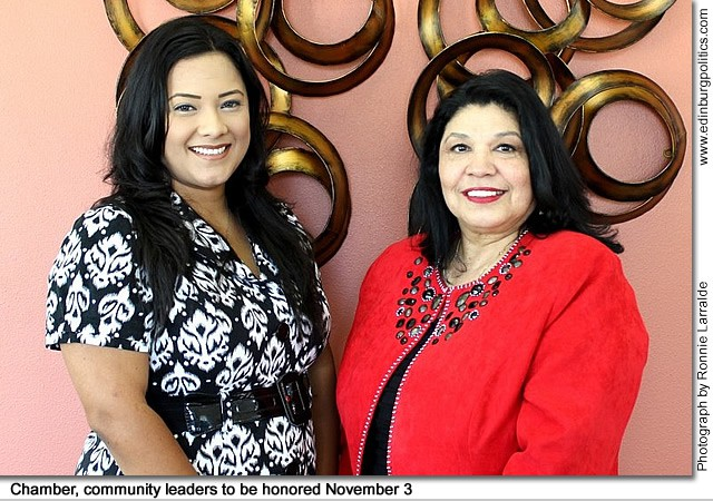 School district's achievements and future have never been better, says Carmen González, as she seeks reelection to Edinburg school board