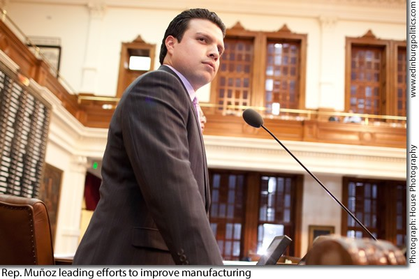 Proposed UT medical school, expanded health care coverage, education, top list of legislative priorities for Edinburg City Council, EEDC - Titans of the Texas Legislature