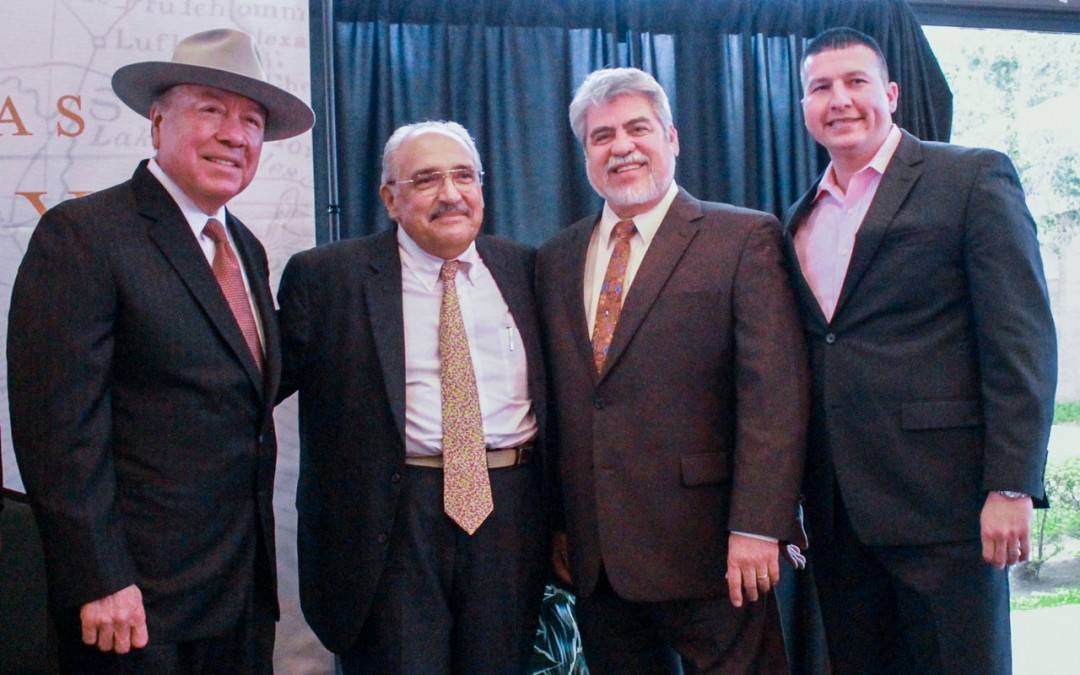 For Sen. Hinojosa, upcoming April 23 premiere of $42.7 million Performing Arts Complex will be one of the latest feathers in his famous legislative hat