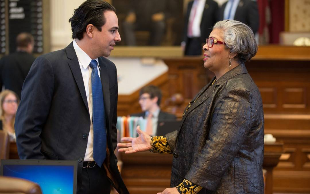 """""""Right to Try Act"""", coauthored by Rep. Canales, approved by Texas House to help dying patients finally have access to experimental medicines"""
