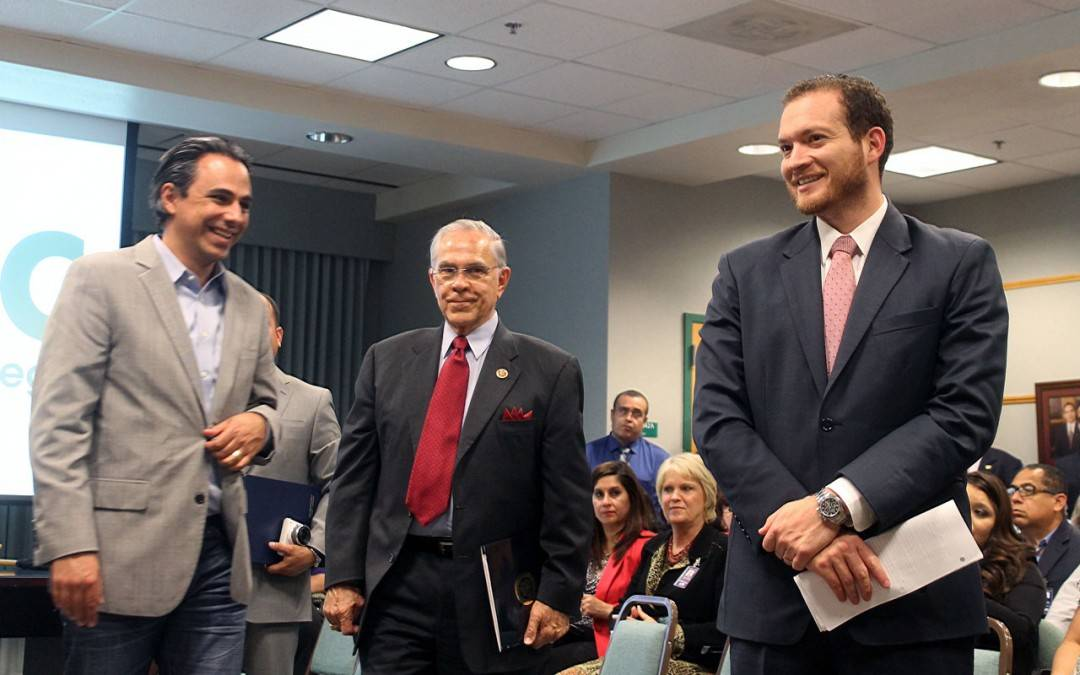 South Texas College extension facility for Delta Region, already approved by House of Representatives, scheduled for Senate committee hearing on Monday, May 18