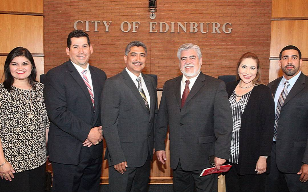 Edinburg's unemployment rate improves to 4.6 percent for April 2015 as Mayor Richard García set to deliver annual State of the City Address, open to the public, on Wednesday, May 27 at Edinburg Municipal Auditorium