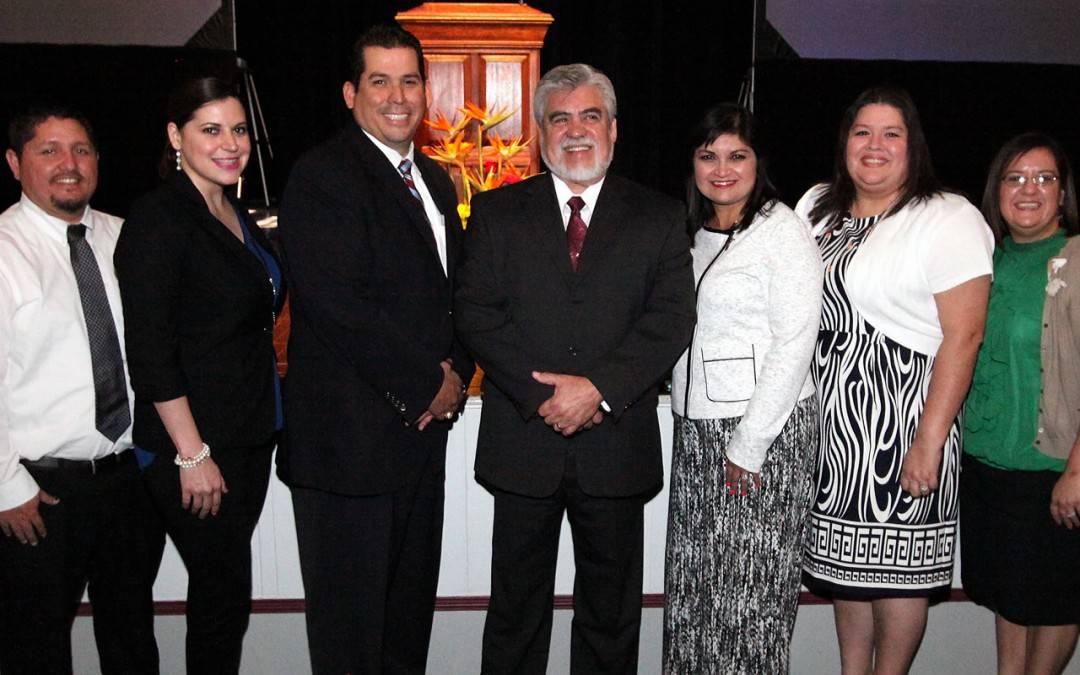 "As new EEDC board members – Rolando ""Ronnie"" Guerra, Sr., Mark Iglesias, Harvey Rodríguez, and Richard W. Ruppert– begin their latest public service, Edinburg is primed for more successes, says Mayor Richard García"