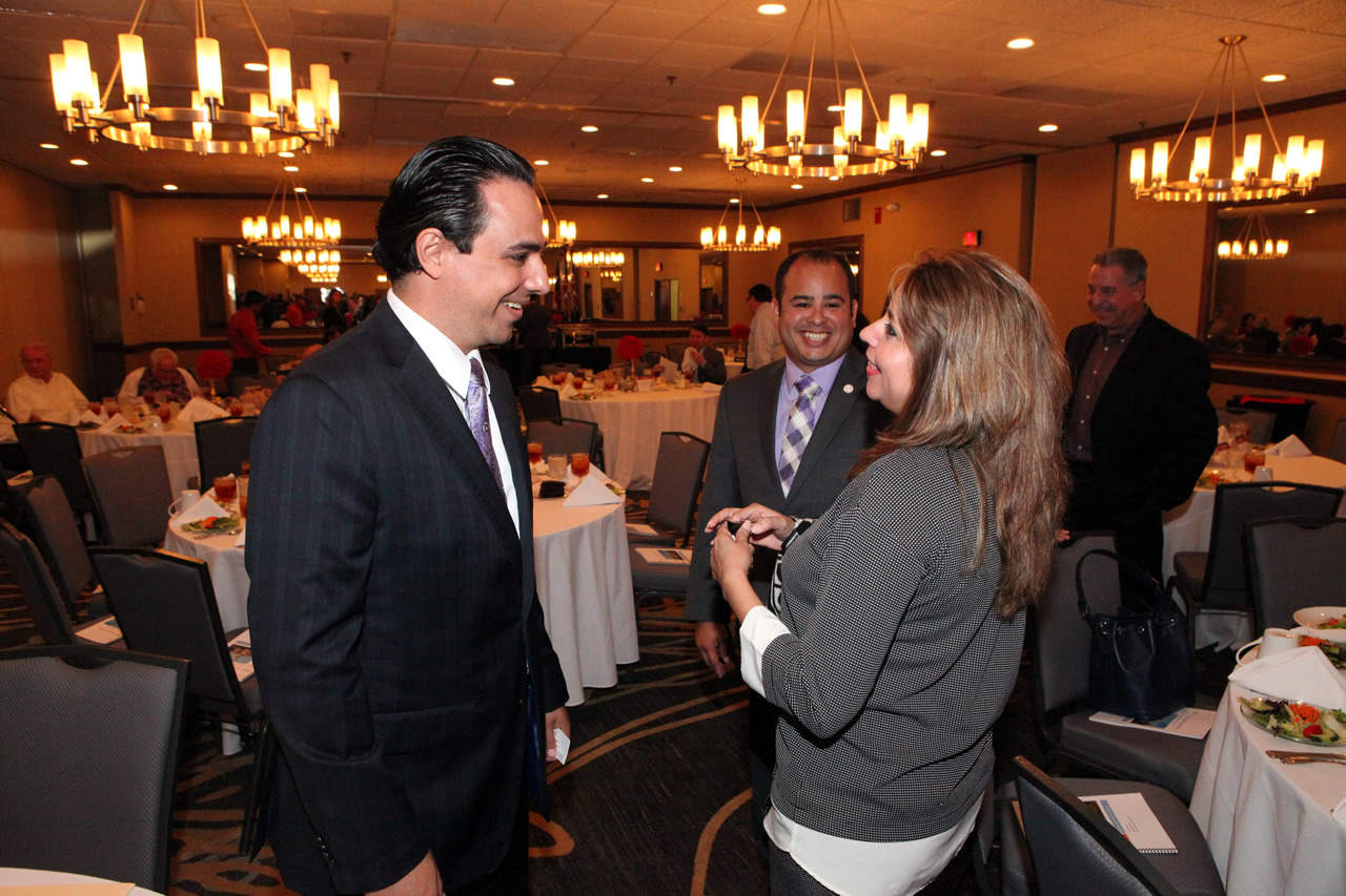 McAllen Chamber of Commerce's 84th Legislative Session Wrap-Up Luncheon