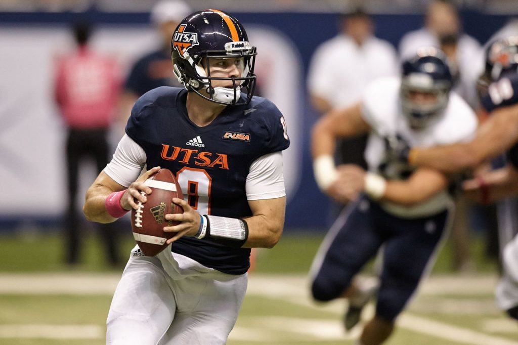 Photograph by JEFF HUEHN, UTSA ATHLETICS