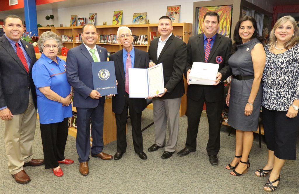 francisco-barrientes-midde-school-namesake-celebration