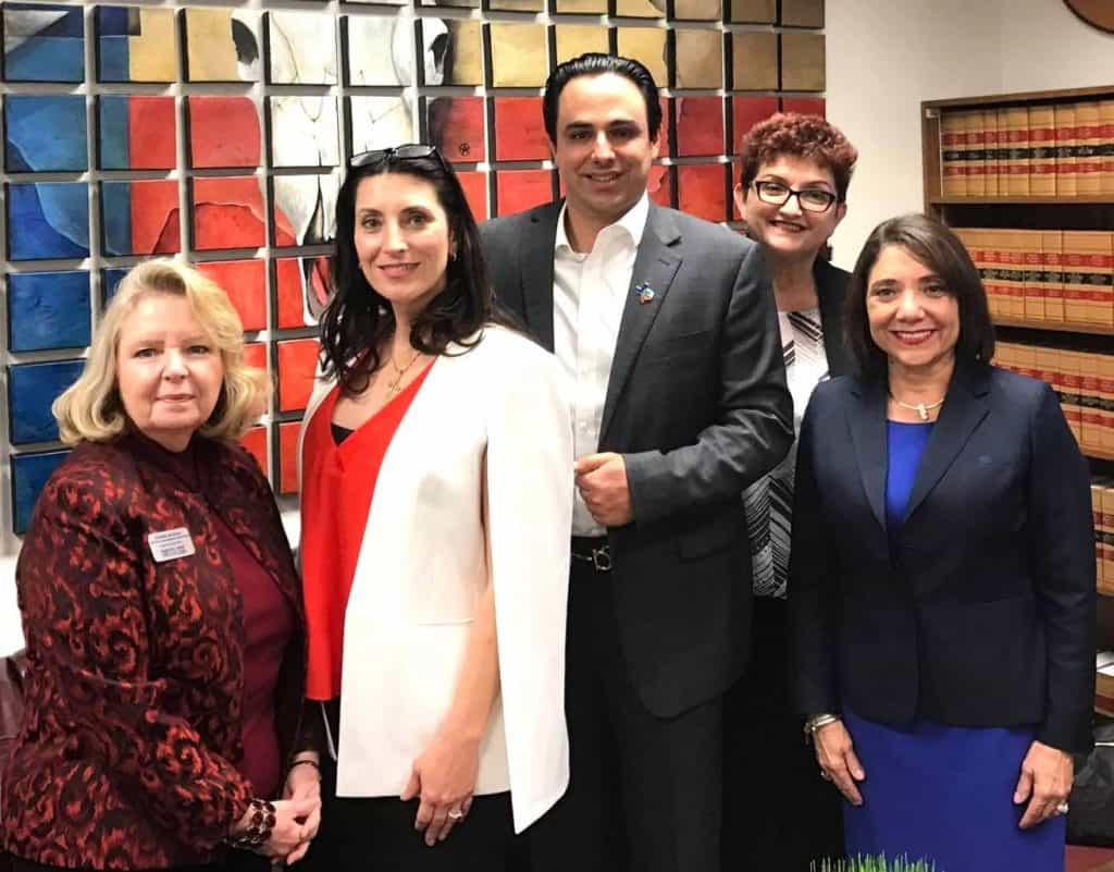 Promoting Texas' economy, protecting the environment and defending families from violent criminals, among top goals of Rep. Canales' House Committee assignments