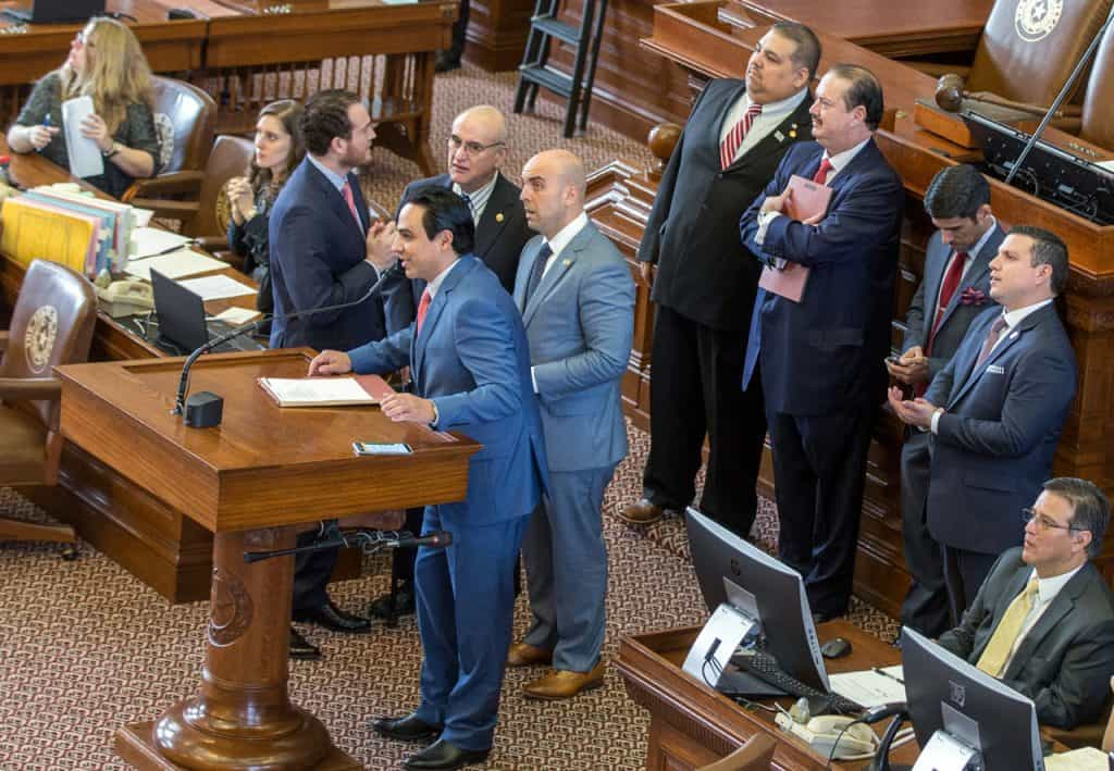 Rio Grande Valley Day at the Capitol allows state leaders to showcase border region as key to Texas' economic well-being, announces Edinburg EDC