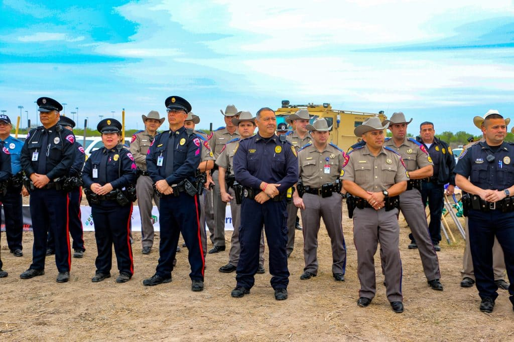 DPS troopers, Texas Rangers, and other eligible Highway Patrol personnel would receive daily overtime pay protections while promoting public safety under plans by Rep. Canales, Rep. Miller, and Sen. Hinojosa
