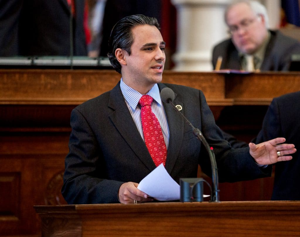 Controversial practice of jailing Texans too poor to pay fines for petty offenses, such as traffic tickets, could be coming to an end following House vote in support of plan by Rep. Canales